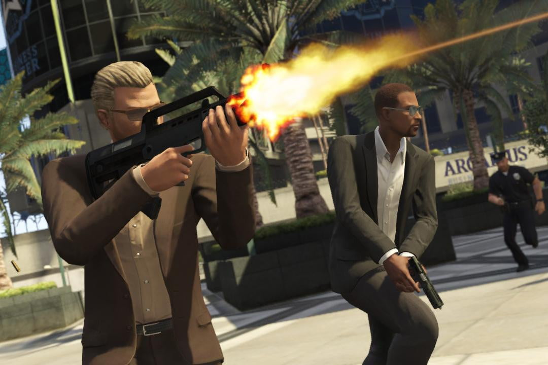 fans recreate classic gta mission online jobs feature
