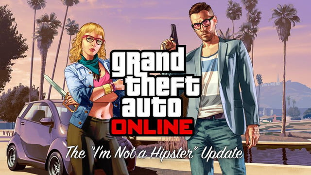 get post ironic gta onlines im hipster update gtaonline  ( )