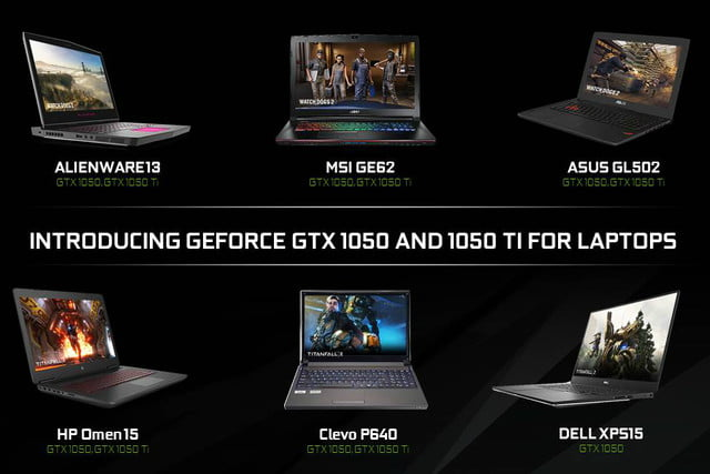 nvidia formally announces geforce gtx  and ti laptops