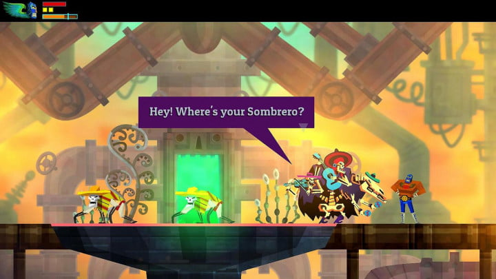 latest video game releases week ending july  guacamelee super turbo championship edition