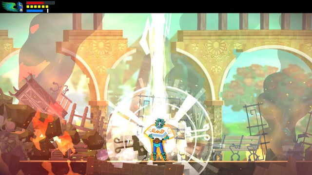 guacamelee super turbo championship edition confirmed  console release guacstce screens c