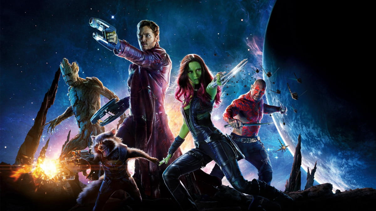 guardians galaxy  wont cosmic set avengers infinity war says director of the