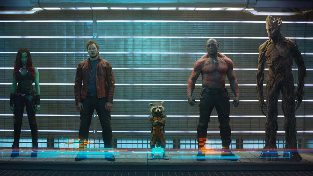 james gunn guardians galaxy  of the