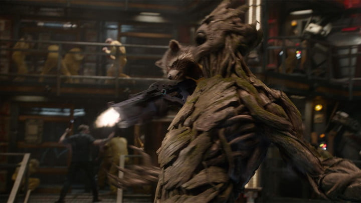 guardians galaxy review of the