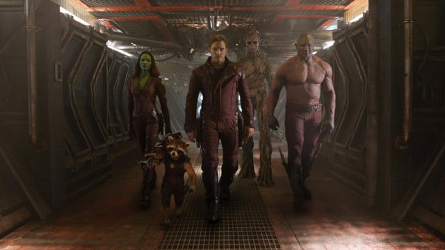 james gunn guardians of the galaxy two