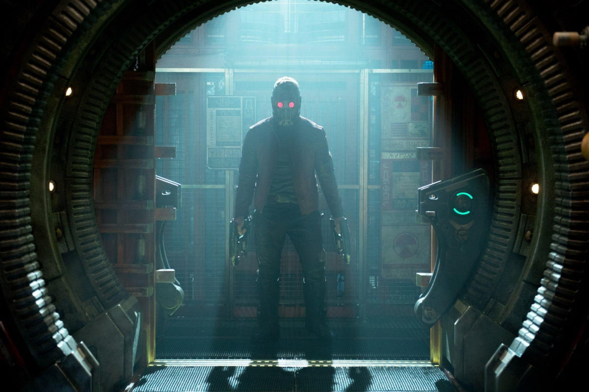 guardians of the galaxy trailer  groot speaks star lord