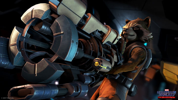 telltale guardians of the galaxy hands on review