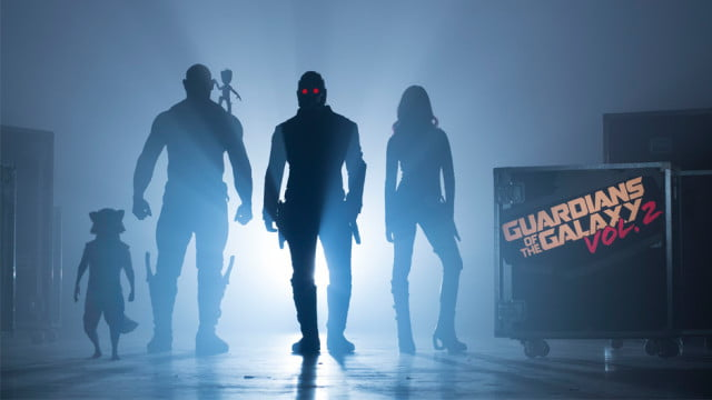 guardians of the galaxy  image cast vol