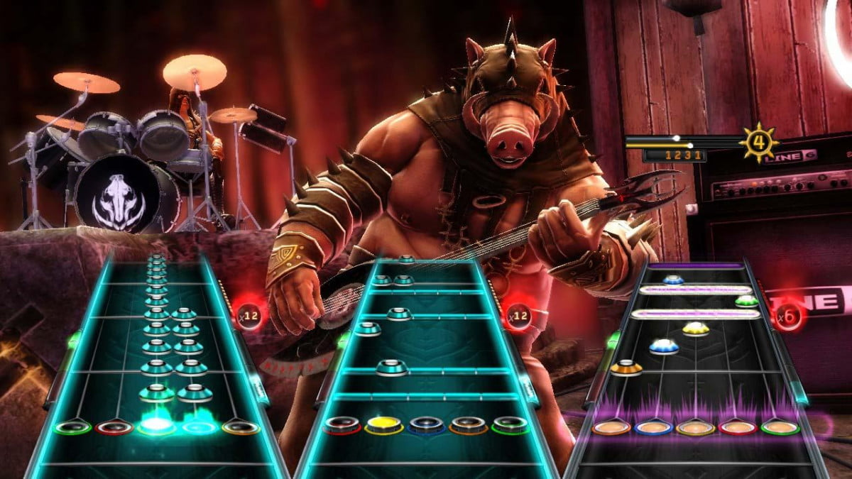 guitar hero is reportedly tuning up for an e  announcement warriors of rock