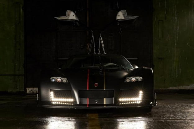Gumpert Apollo Enraged front
