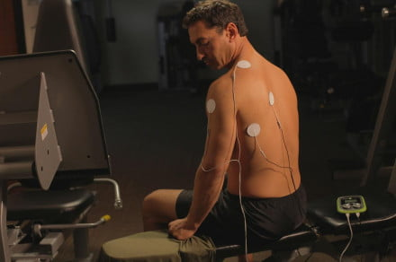 Marc Pro Muscle Recovery at Home