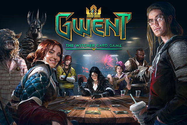 gwent witcher card game closed beta delay the