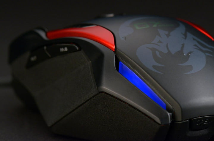 genius gila gx gaming series review mouse rgb backlight system macro