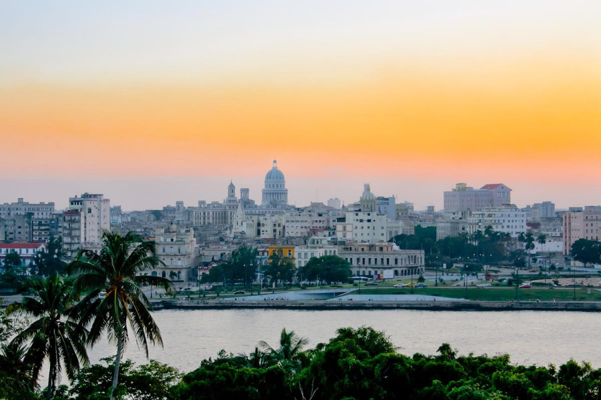 airbnb expands to cuba but there will be challenges havana sunset