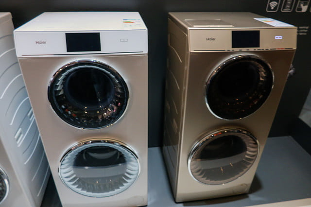 Haier Dual Washer