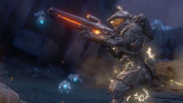 halo 4 single player preview