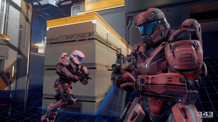 halo  guardians interview multiplayer beta trench breakout move out