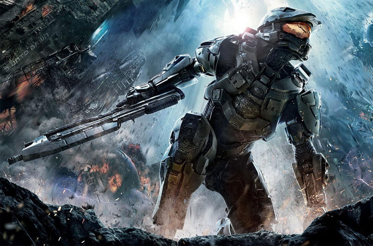 live action halo series may air showtime well xbox