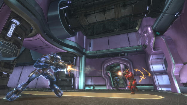 Halo combat evolved anniversary review digital trends for Halo ce portent 2 firefight