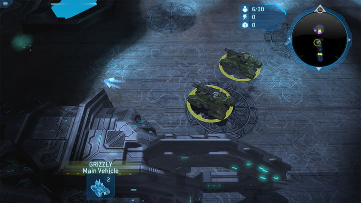 halo wars definitive edition first impressions halowars  screen