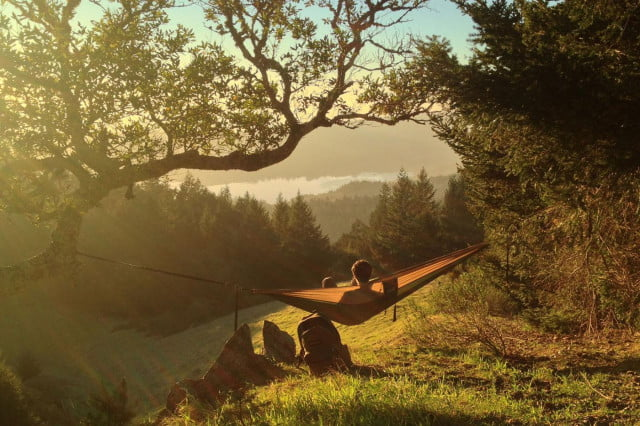 Hammocks to help you and Mother Nature take a load off