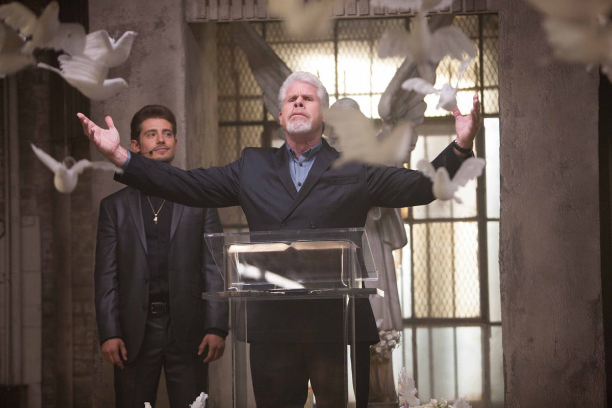 ron perlman interview hand of god
