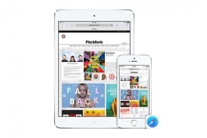 apple handoff news gallery safari