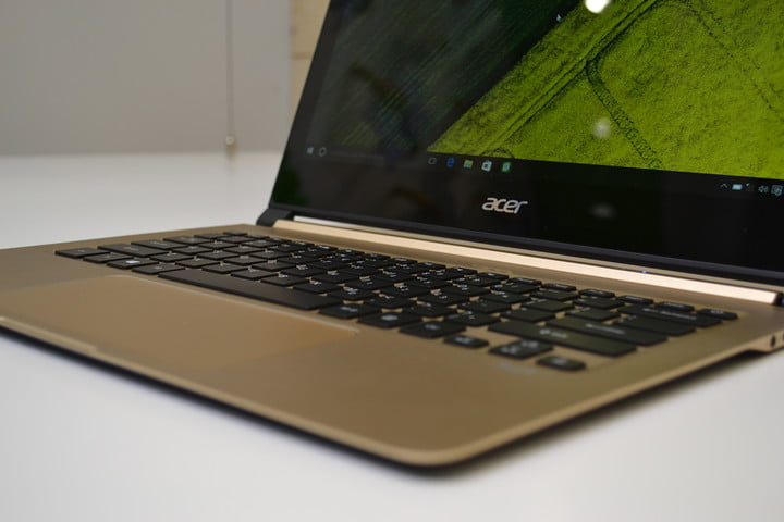 acer swift  hands on