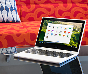 You can use Android apps on a Chromebook now, so we gave it a try