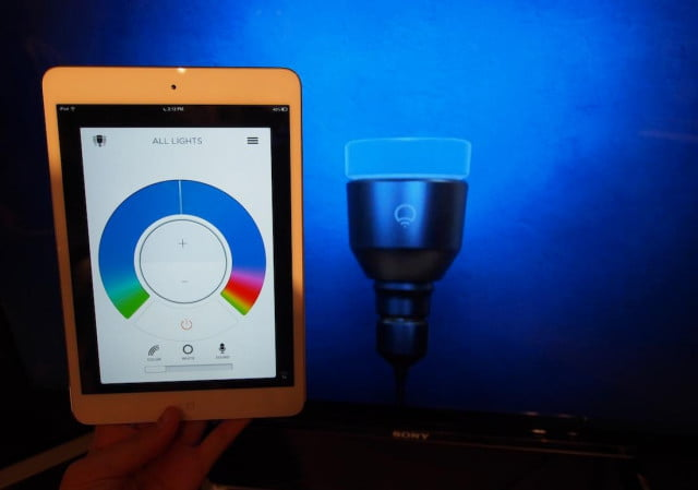 Hands on with LIFX