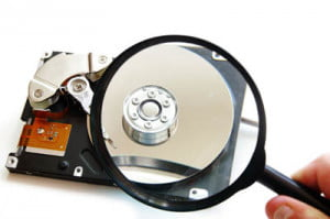 Hard disk-drive recovery