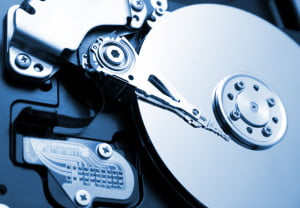 hard drive close up shutterstock