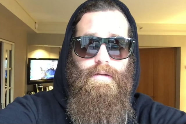 youtube super bowl halftime show pool cheese harley morenstein