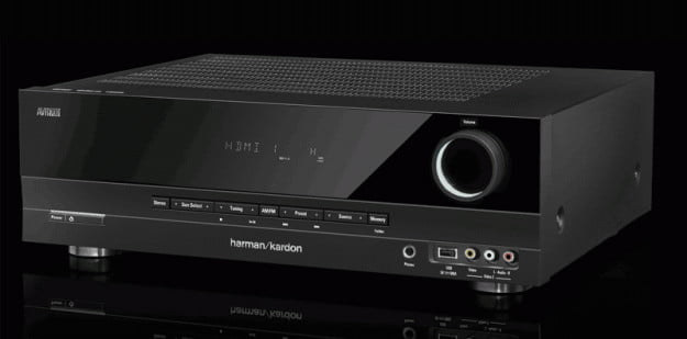 Harman Kardon AVR 700 and 1700 A/V receivers