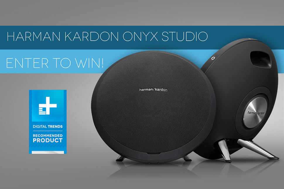 harman kardon onyx studio giveaway contest