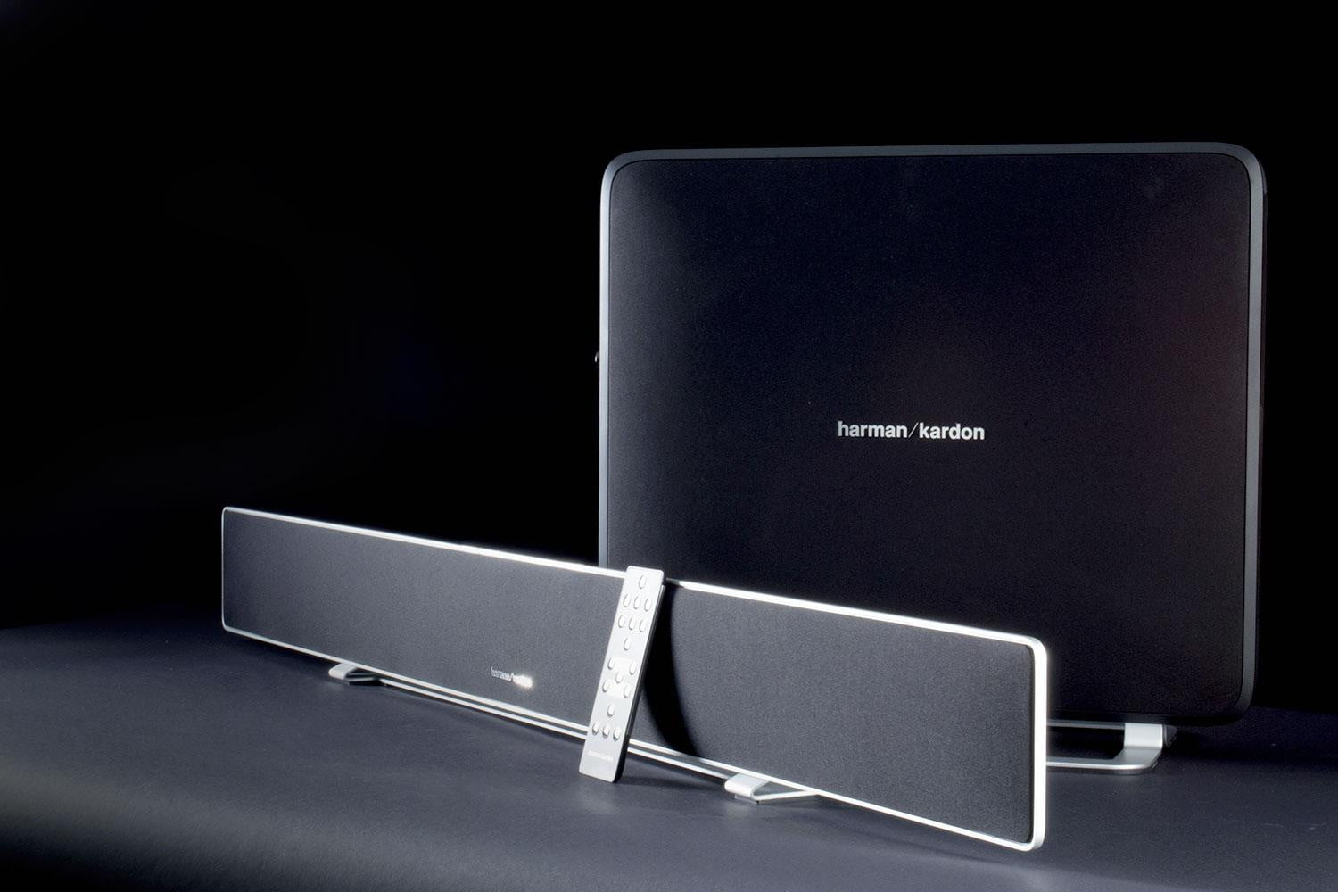 harman kardon sabre sb 35 review digital trends. Black Bedroom Furniture Sets. Home Design Ideas