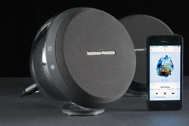Harmon Kardon Nova phone scale