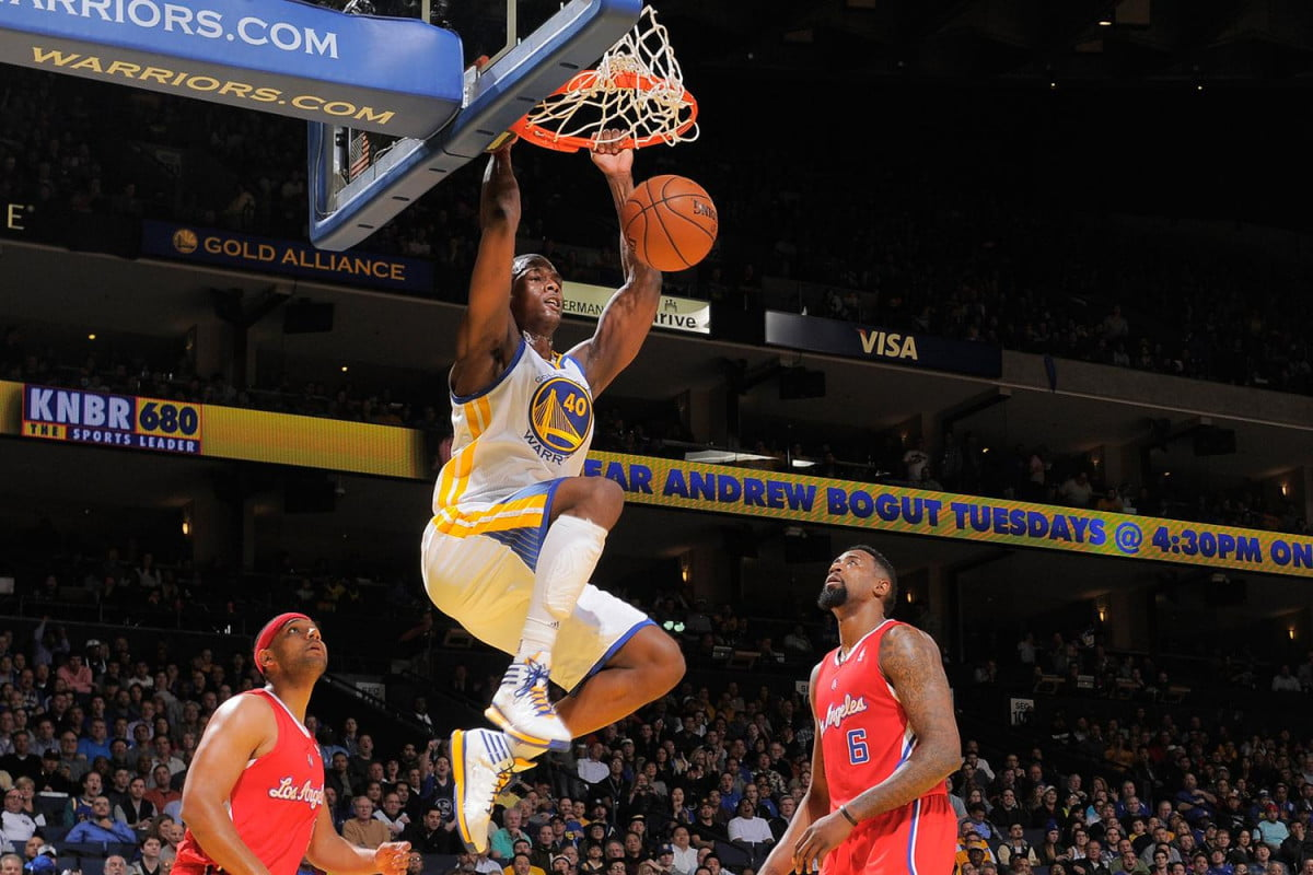 whats phone harrison barnes golden state warriors