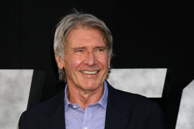 star wars theme park harrison ford