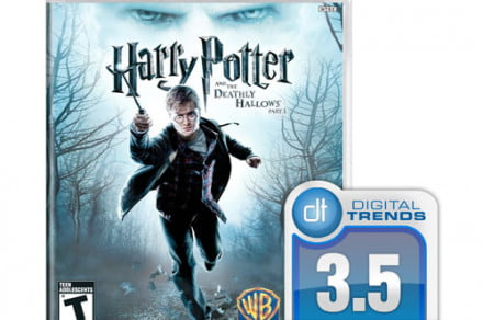 Harry Potter and The Deathly Hallows Part 1 The Game