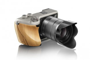 The Hasselblad Lunar is a rebadged Sony NEX 7.