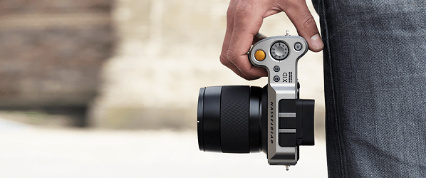Hasselblad changes the mirrorless game with the 50MP, medium-format X1D