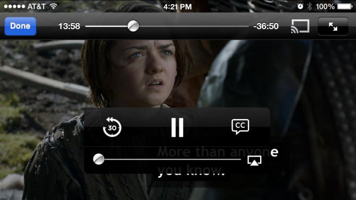 best chromecast apps hbo go