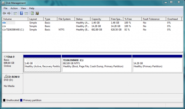 How to format a hard drive with windows 7