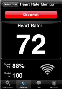 wahoo app heart rate