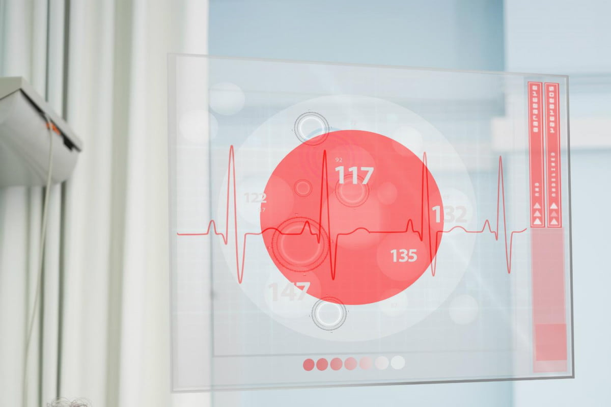 mit researchers device lets walls track vital signs heart rate monitor