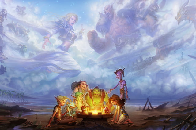 best ipad board games hearthstone header
