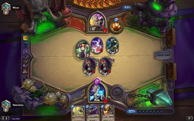 hearthstone earning  million monthly playing a game
