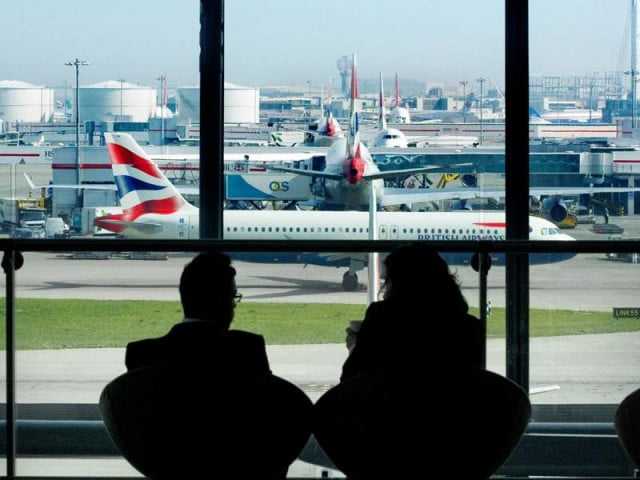computer glitch brought londons airports standstill heathrow view
