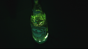 Heineken Ignite smart bottle
